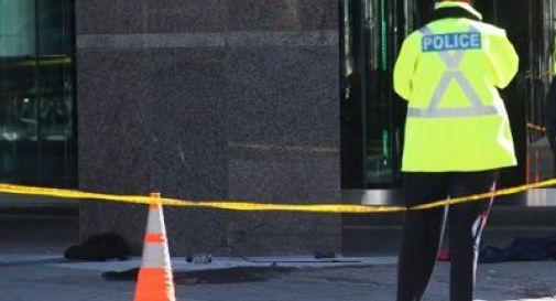 Furgone fa strage a Toronto, preso il killer