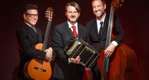 """A Casier """"Suoni Vicini"""" con una sensuale performance dedicata ai grandi classici del tango"""
