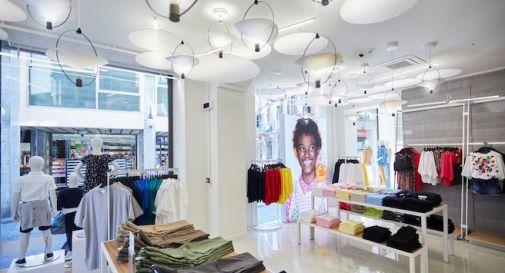 Colore, luce, maglieria: per Benetton nuove aperture in Italia e all'estero