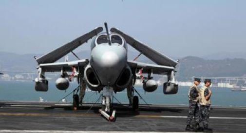 Scattata l'offensiva degli Usa in Siria