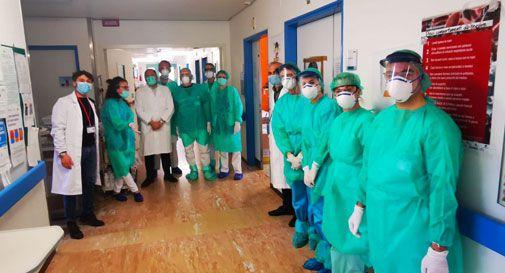 Vittorio Veneto, l'ospedale trasformato per l'emergenza Coronavirus: 150 i pazienti ricoverati