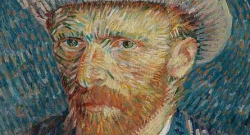 Vincent Van Gogh, autoritratto in mostra a Padova