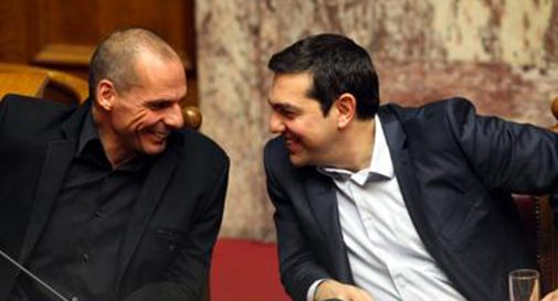 Grecia pronta a referendum su euro