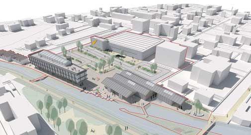 Vittorio Veneto, all'ex Carnielli il supermercato nascerà in un nuovo edificio. L'ex fabbrica sarà mantenuta