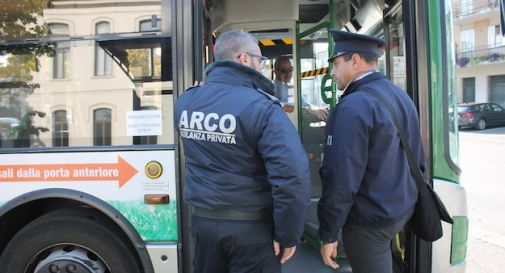 Controlli e sicurezza a bordo dei bus, entrano in servizio 7 nuovi controllori