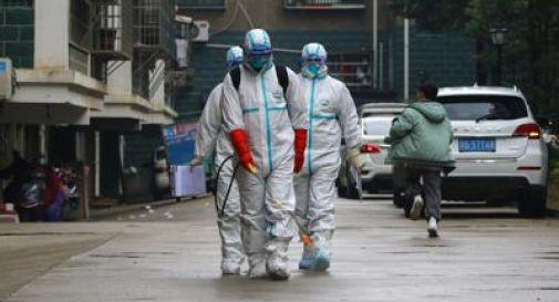 Virus Cina, l'epidemia corre