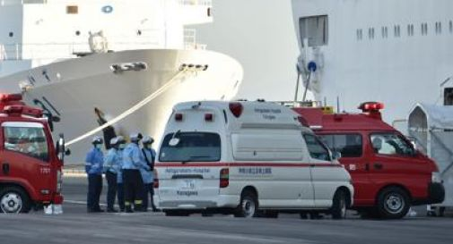Coronavirus, italiano positivo su Diamond Princess