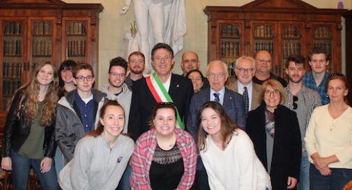 visita studenti castelfranco