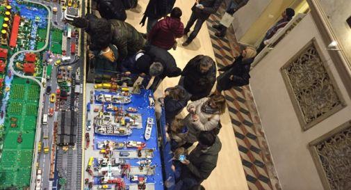 E' Lego-mania, oltre 10mila visitatori per la mostra a San Gregorio