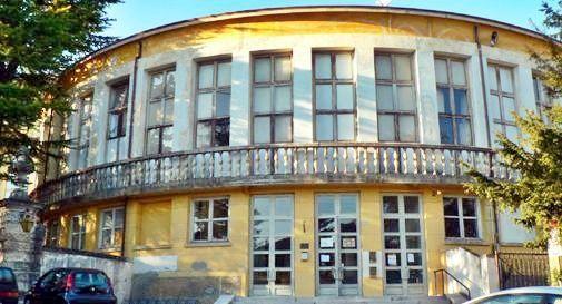 la Biblioteca Civica - La Rotonda - Parco e Villa Papadopoli