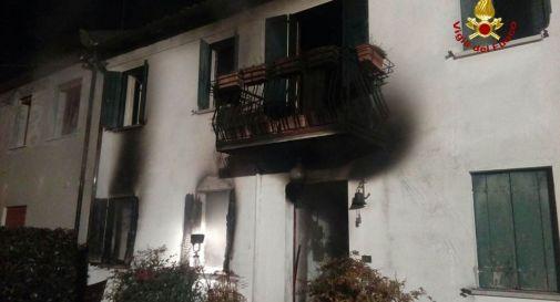 la casa di via Bonisiolo