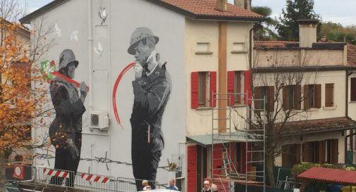 murale di Salgareda
