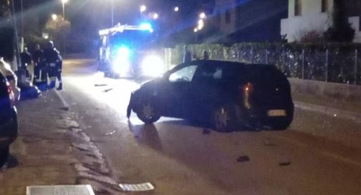 l'incidente di martedì sera a Motta