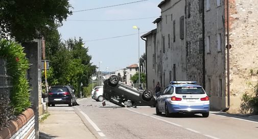l'incidente di oggi a Ciano
