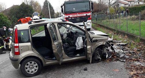 Automobilista si schianta contro un muro e muore: tragedia a Vedelago