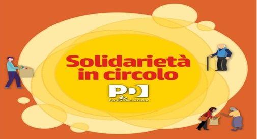 Solidarietà in Circolo a cui aderisce il PD di Mogliano