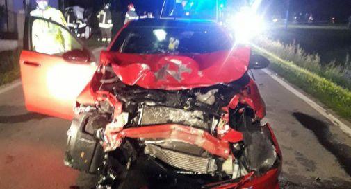 l'incidente di ieri sera