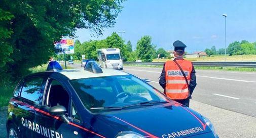Schianto tra Meolo e Roncade: motociclista trevigiano ricoverato a Mestre con l'elicottero