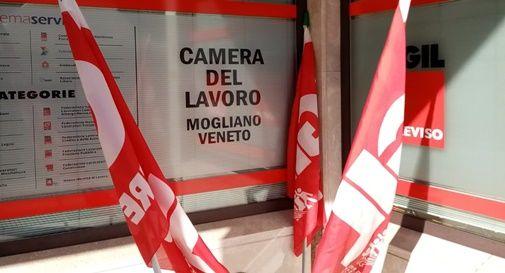 Sede CGIL Mogliano Veneto