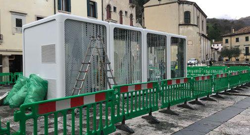 Box Ufficio Usato Treviso : Attenzione vittoriesi non è un box doccia oggi treviso news