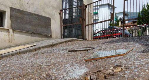 Bomba carta a Vittorio Veneto:
