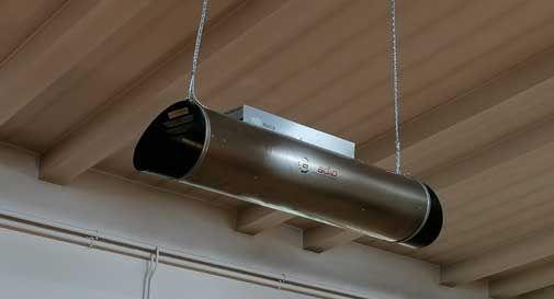 Lampade contro il Covid-19: un sistema per sanificare e sterilizzare l'aria