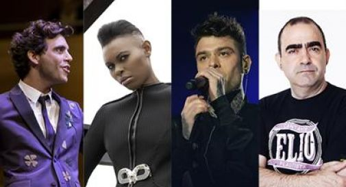 X Factor: Skin, Elio, Mika e Fedez i nuovi giudici, Morgan esce di scena