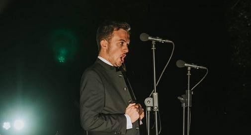 Nicola Zambon, giovane baritono