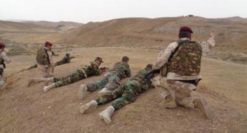 Terrorismo, più di 2mila Peshmerga formati da addestratori italiani in Iraq