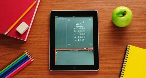 Tablet in classe a San Vendemiano