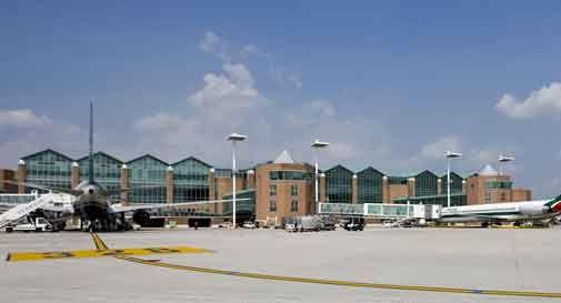Aeroporto Treviso : Araba arrestata all aeroporto proiettili nel bagaglio