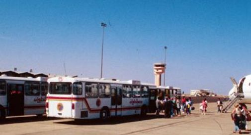Due trans italiane fermate in aeroporto a Sharm El Sheik, saranno rimpatriate