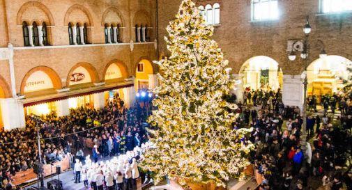qlbero di Natale Treviso