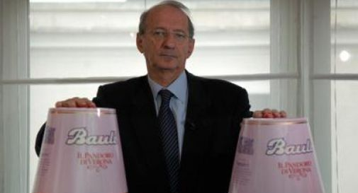 Addio ad Alberto Bauli, re del pandoro