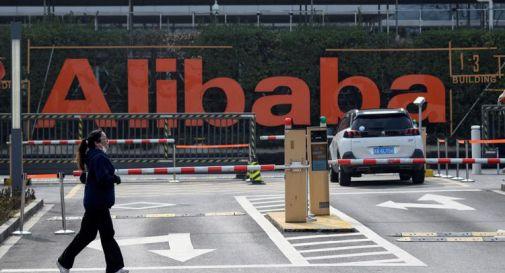 Alibaba, maxi multa da 2,8 mld in Cina