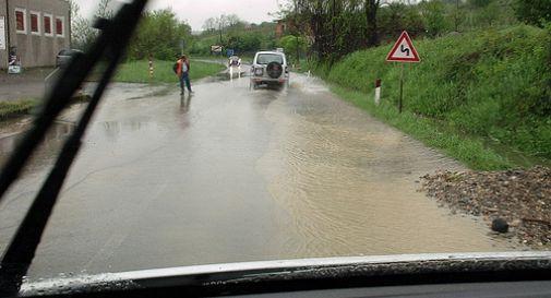 In arrivo violenta perturbazione: rischio idrogeologico per il Veneto