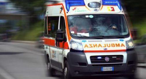 Pederobba, auto contro moto: 44enne in ospedale