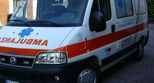 Frontale in moto, muore Carabiniere