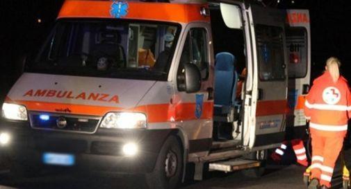 Maser, schianto tra due auto, tre persone all'ospedale