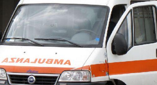 Incidente a Riese, grave motociclista