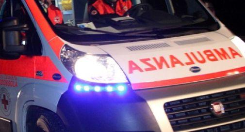 Di corsa verso l'ospedale, ma la bambina nasce in ambulanza