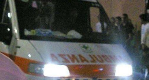 Bimba ferita in scontro auto, padre ubriaco e sotto effetto droga