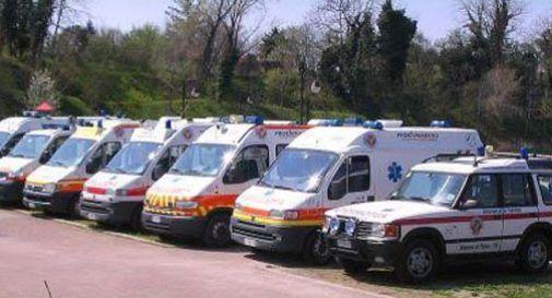 La protezione civile di Mareno parte per la zona rossa di Amatrice