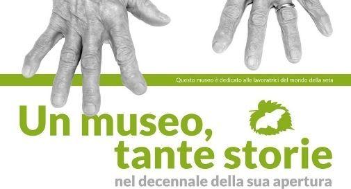 anniversario museo baco da seta di vittorio veneto