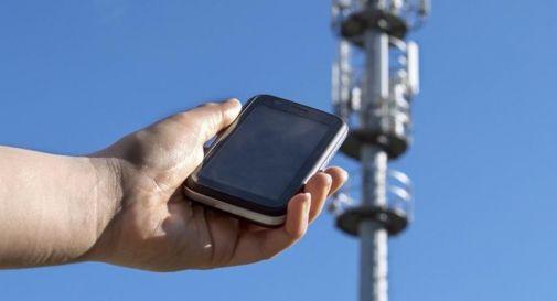 antenna della telefonia