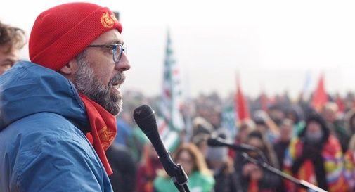 Il segretario regionale della Fiom del Veneto, Antonio Silvestri