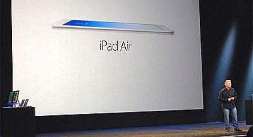 Apple svela i nuovi iPad Air