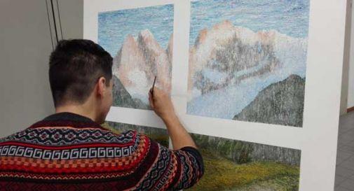 Arte in corsia per i malati di tumore