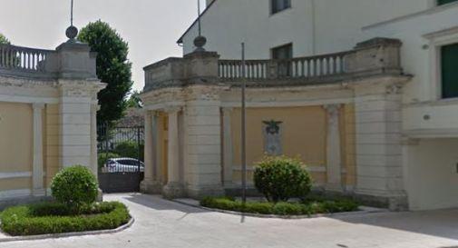 l'asilo Monumento ai Caduti di Motta