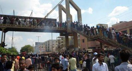 Pakistan, impiccati 12 condannati